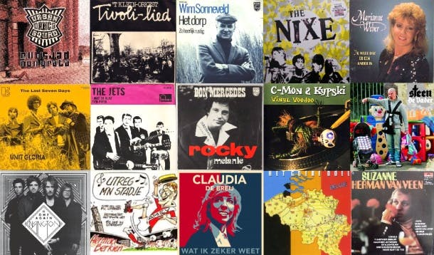 Utrecht Top 101: stem op de beste Utrechtse nummers aller tijden