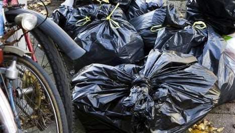 Gemeente haalt afval deze week eerder op vanwege hitte