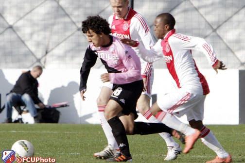 Henk Spaan lovend over FC Utrecht-speler Yassine Ayoub