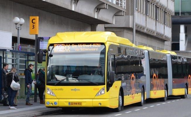 Extra toezicht in trams en bussen van U-OV