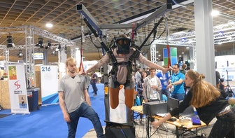 DUIC TV: Robots, virtual reality en hacken op de Campus Party in Utrecht