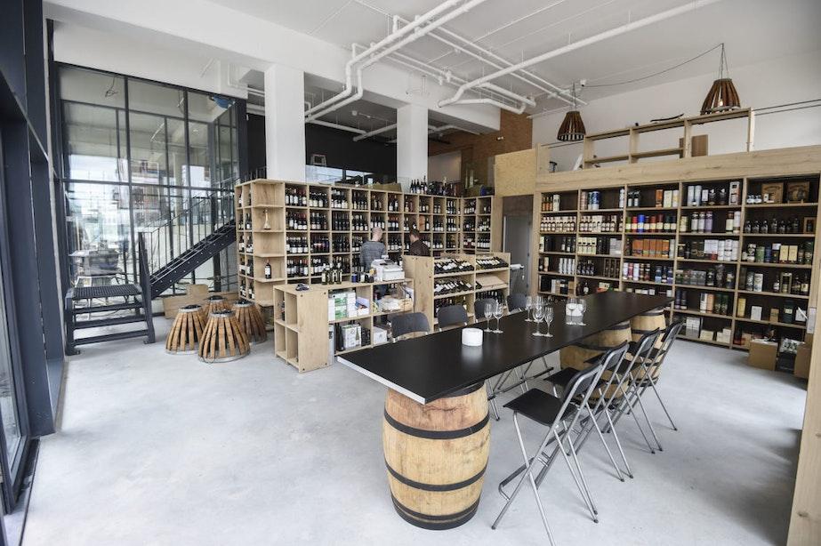 Dagtip: Wijnproeverij bij Kwestie van Smaak