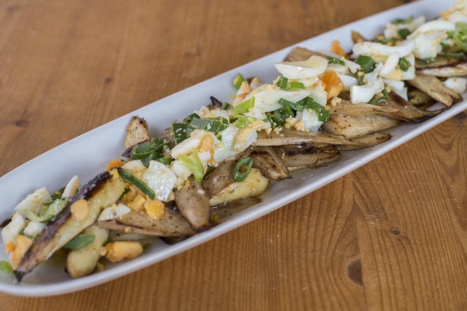 Recept Jeroen van Nijnatten: De lente in je bol met asperges