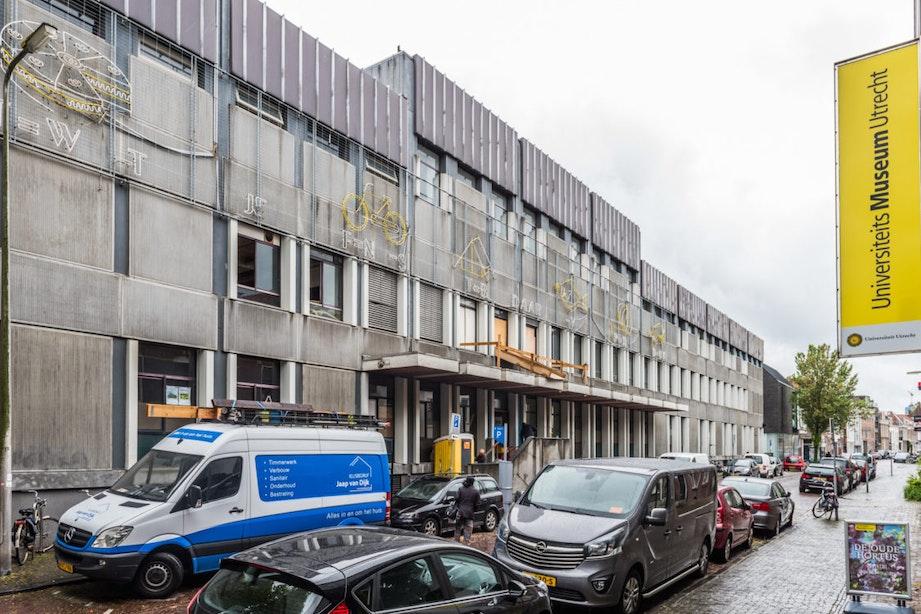 Woudagebouw Lange Nieuwstraat wordt omgebouwd tot 58 appartementen