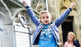 Uittips voor ouders en kinderen: Moederdag High Tea en kinderrondleiding op de Dom