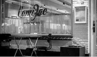 Geen formeel gedoe en meer rumoer bij L'ami Jac, het vernieuwde Amberes