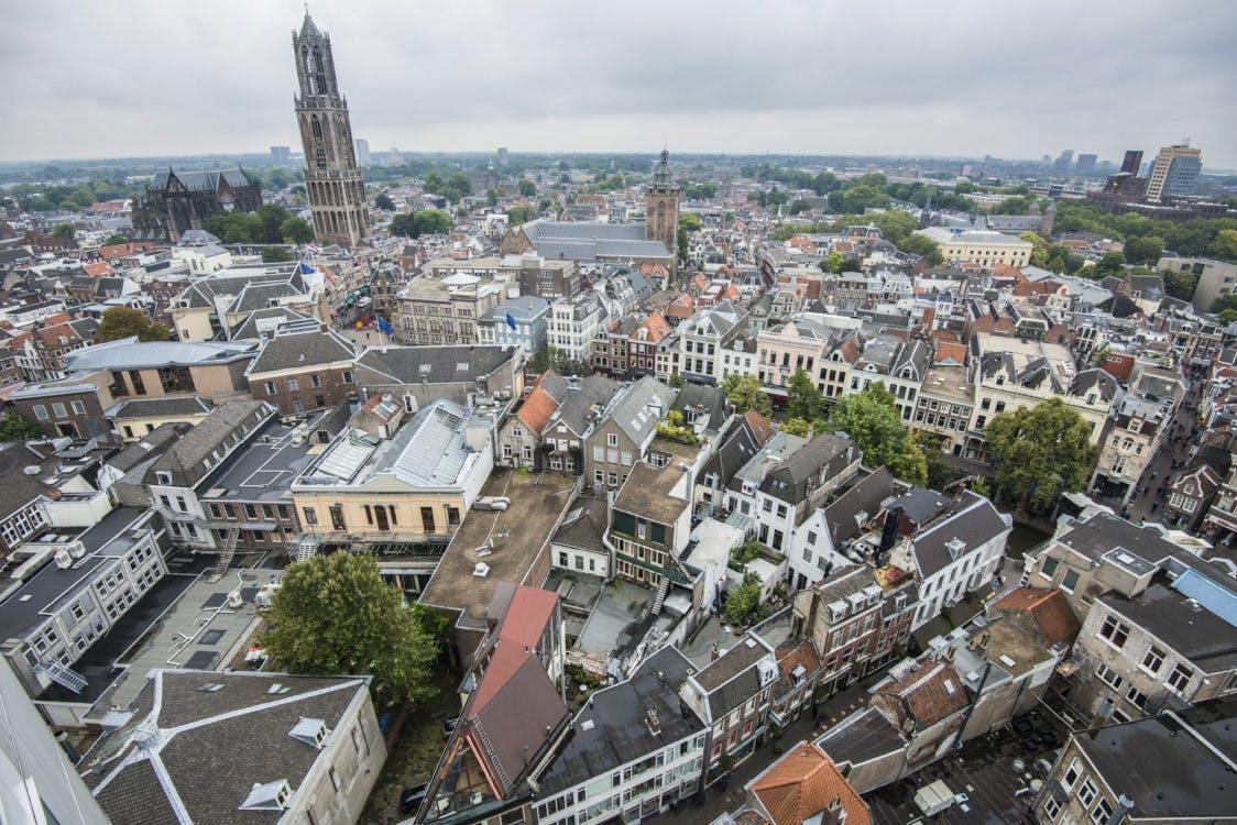 Utrecht heeft beste binnenstad volgens vastgoedadviseur JLL