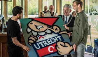 Burgemeester huldigt FC Utrecht met KBTR alsnog voor verloren bekerfinale