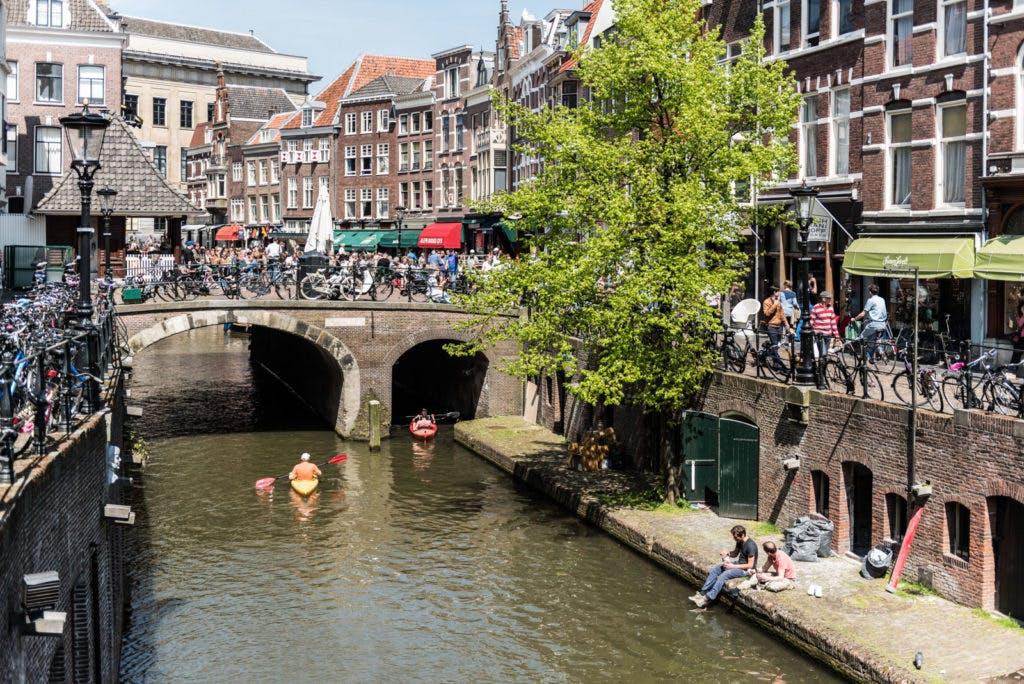 Utrecht genomineerd bij de tien beste steden van Europa
