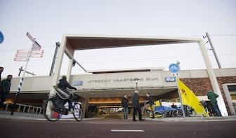 Station Vaartsche Rijn wordt 22 augustus in gebruik genomen