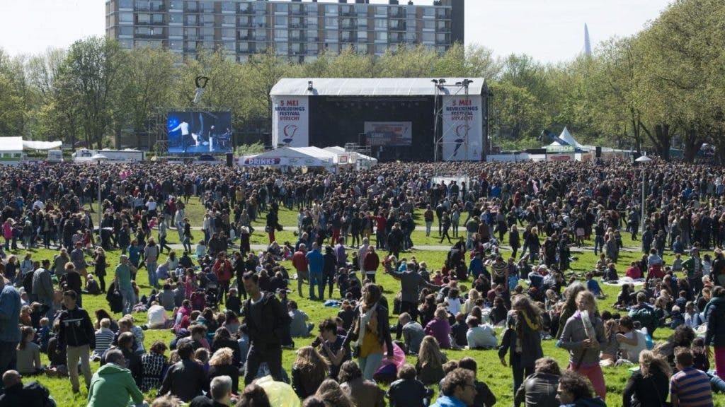 Is het Bevrijdingsfestival in Utrecht te politiek correct? Dat is de Vraag