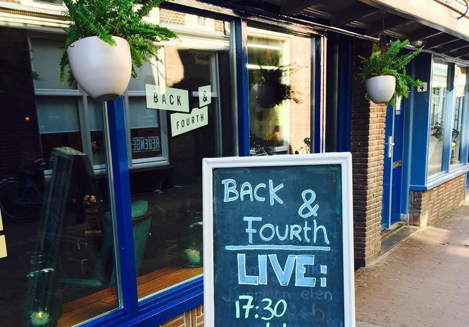 Back&Fourth na bijna twee maanden weer open