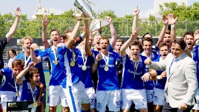Kampong wint Euro Hockey League