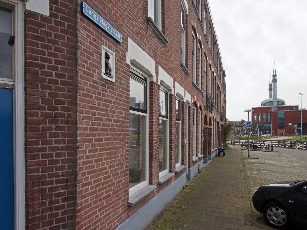 Arjan den Boer over verdwenen gebouwen: De spookachtige ruïne van molen De Kat
