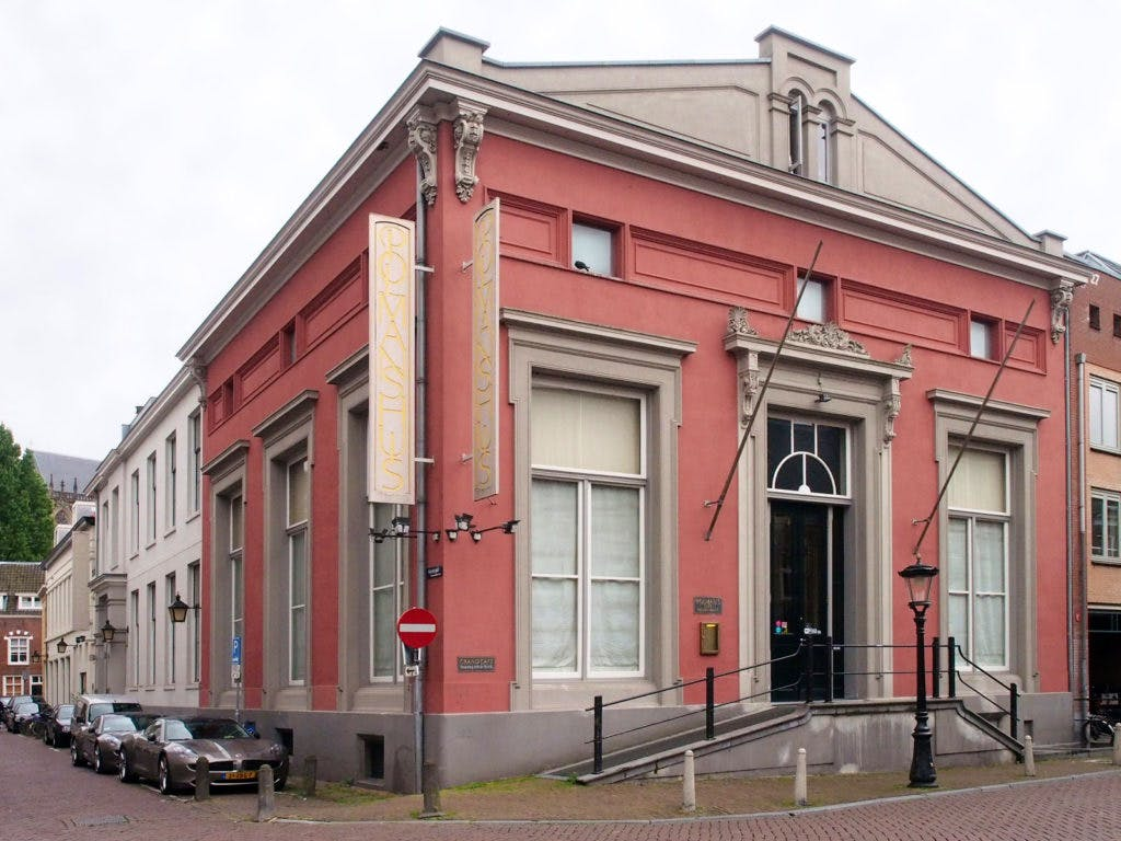 Polman's Huis: oude herensociëteit wordt boetiekhotel