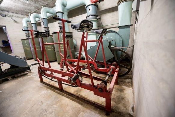 Atoomschuilkelder Noordertunnel gaat nog een laatste keer open