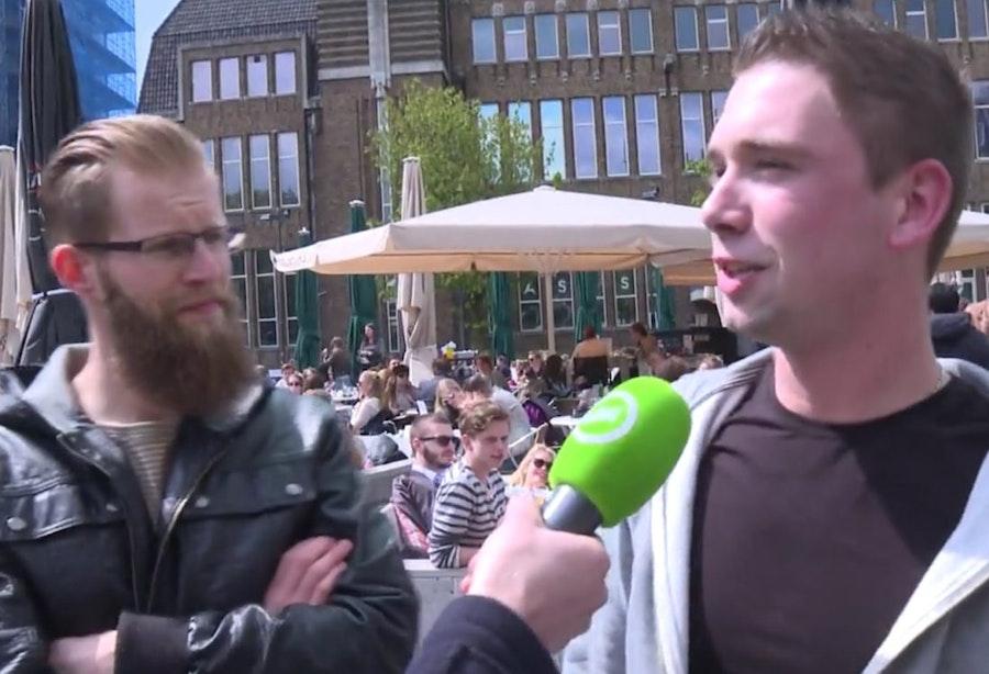 Filmpje: Na massale deelactie komen wanbetalers terug bij café 't Neutje