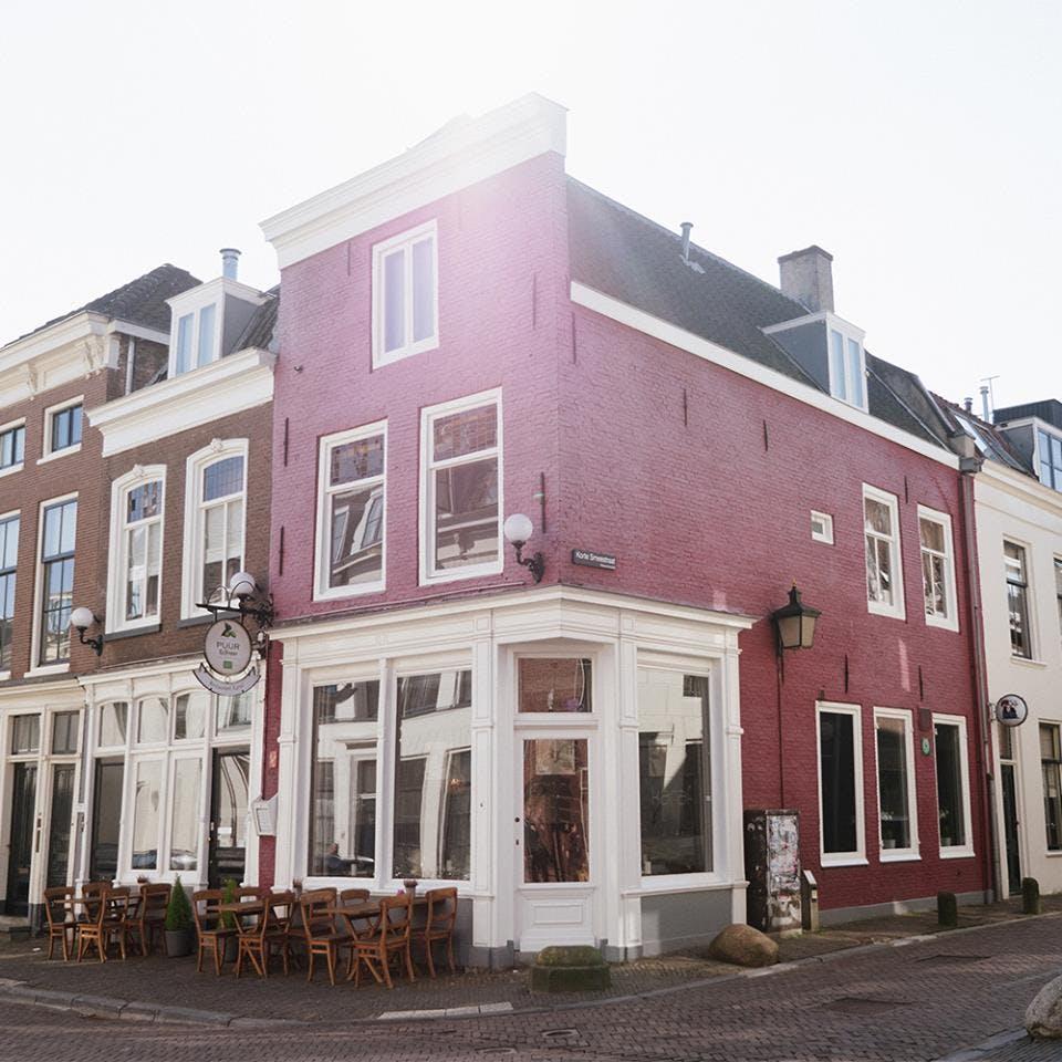 Restaurant Syr opent 25 juni in Utrecht