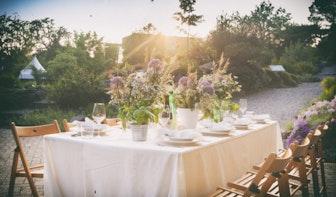 De Daktuin start openlucht restaurant in de Botanische Tuinen