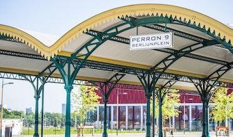 Berlijnplein in gebruik: Brommerbios trapt af