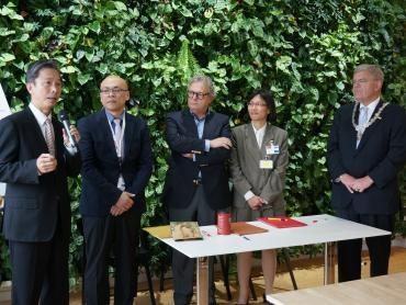 Taiwanese bedrijven gebruiken Utrecht als springplank
