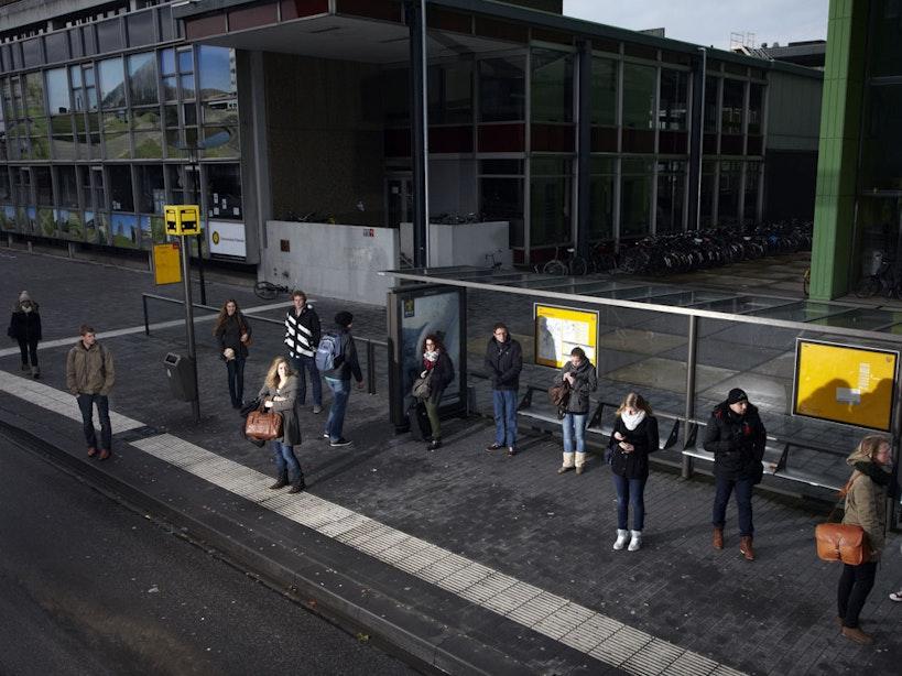 Stadsgezichten. Utrecht in transitie: De groei van Utrecht door 10 fotografen