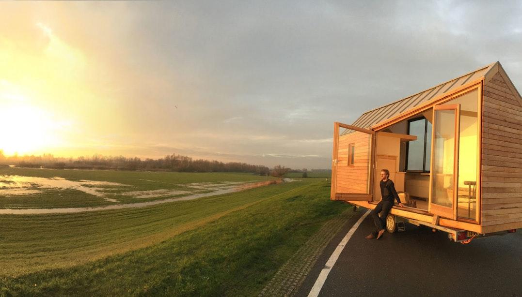 Tiny houses in Utrecht: kleine oplossing voor groot probleem?