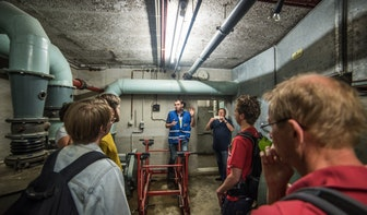 Een laatste kijkje in de atoomschuilkelder