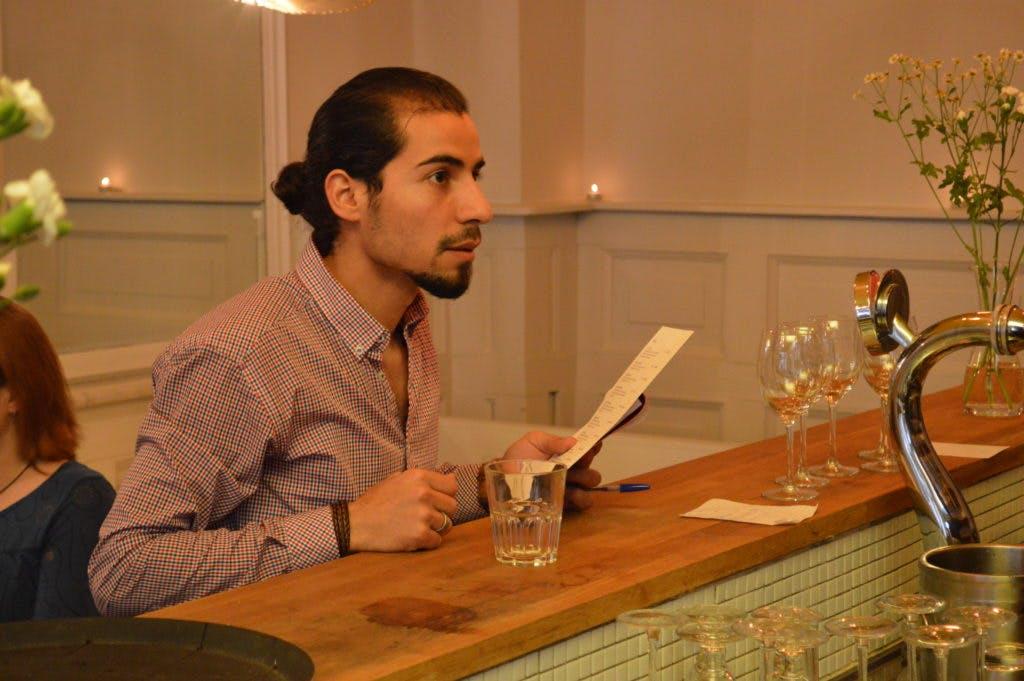 Foto's: Meekijken bij het proefdraaien van restaurant Syr