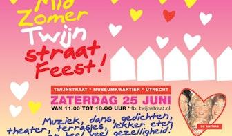 Kom ook naar het Midzomer Twijnstraatfeest!