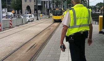 Zeventig zwartrijders op bon geslingerd in tram