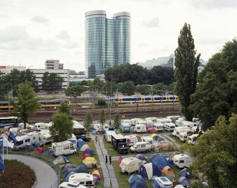 Stadsgezichten. Utrecht in transitie (8): Evenementen