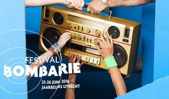 Festival Bombarie: Het eerste makersfestival van Nederland