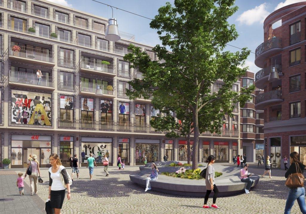 Grote H&M naar Leidsche Rijn Centrum