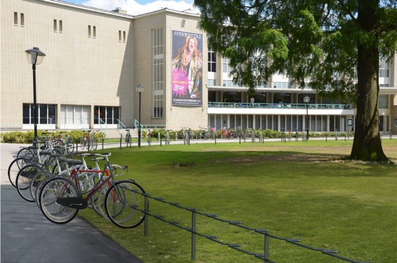 Honderd nieuwe fietsparkeerplekken op Lucasbolwerk