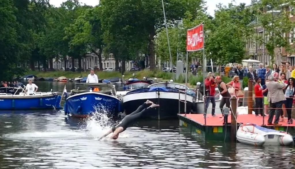 Zwemmers kunnen zich vanaf woensdag inschrijven voor de 'SingelSwim Utrecht'