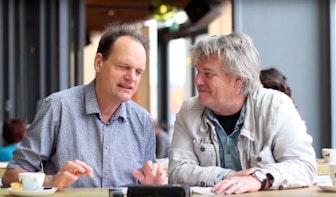 Zondag laatste editie talkshow Bijlo en Wielaert in TivoliVredenburg