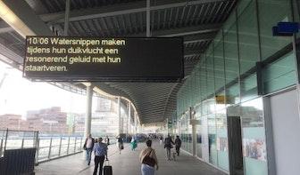 Dagelijkse natuurkalender op Utrecht Centraal