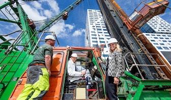 Bouw WTC Jaarbeursplein officieel van start