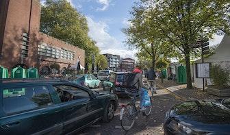 Automobilist rijdt in op man na verkeersruzie bij Ledig Erf