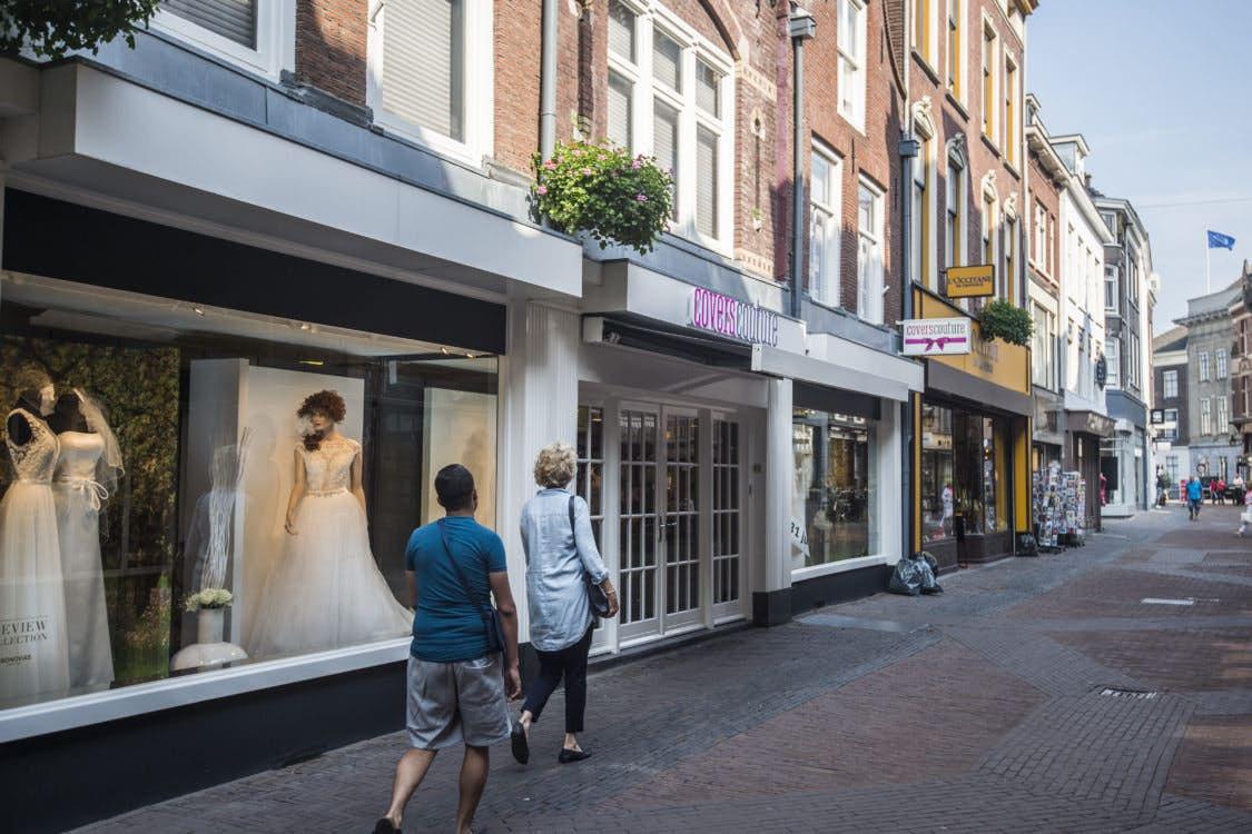 Op Bezoek Bij Covers Couture Voor Iedere Bruid To Be Een