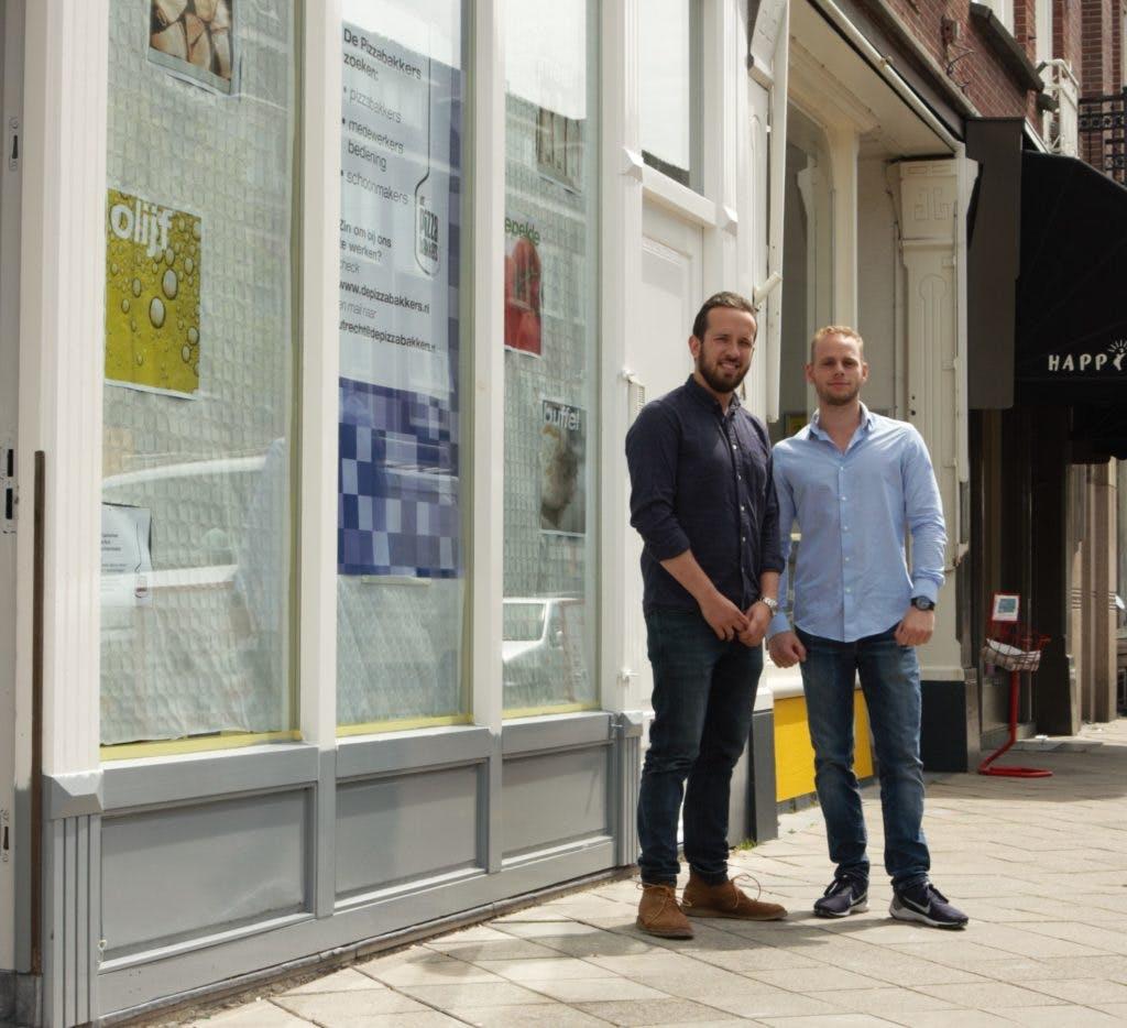 """Amsterdamse Pizzabakkers komen naar Nachtegaalstraat: """"Wij worden echt voor de buurt"""""""