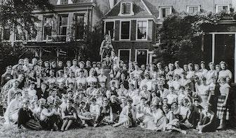 Interview met oud-bewoonster van eerste SSH-pand ooit: Studentenmeisjes van 1957