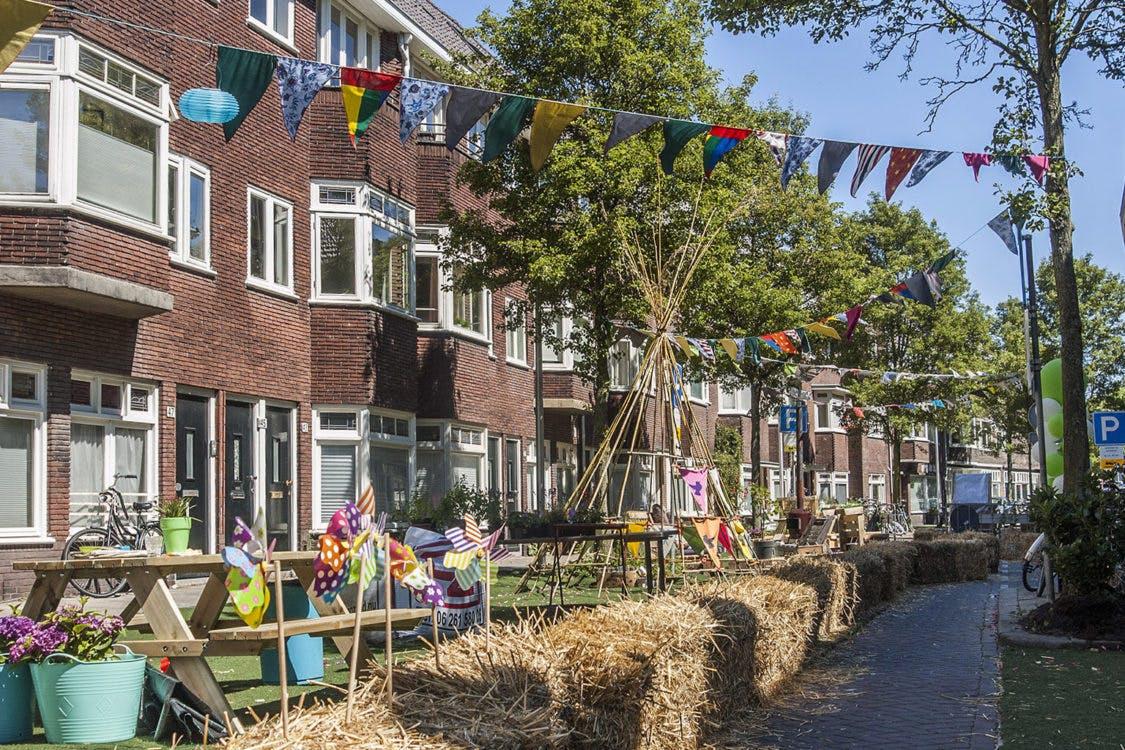 Dit zijn de zes leefstraten deze zomer in Utrecht