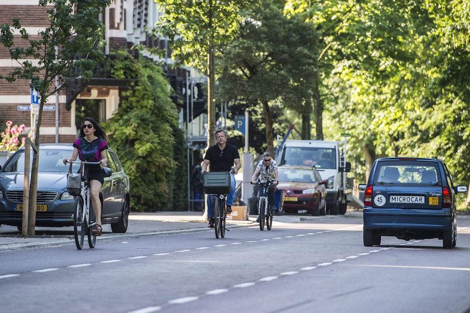 Gemeente Utrecht treft maatregelen na snelheidsmeting Malie- en Tolsteegsingel