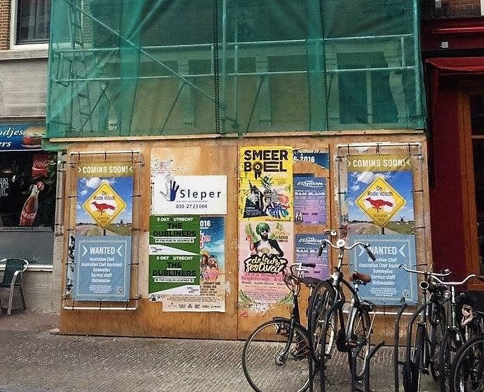 De Zwarte Vosch krijgt een zusje: Vanaf september Australisch eten in de Voorstraat