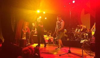 Utrechtse Eelco speelt mee met Bad Religion in Melkweg