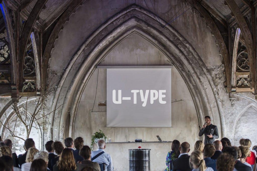 Utrecht heeft met U-type eigen lettertype