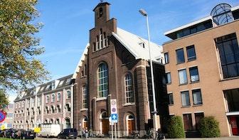 Design hotel met buurtfunctie in Westerkerk aan de Catharijnekade