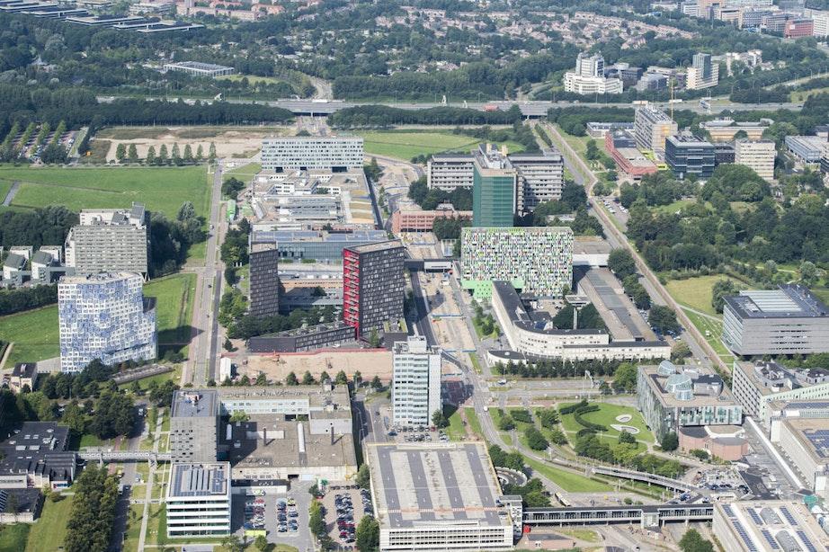 Geen plek voor nieuwe supermarkt op Utrecht Science Park